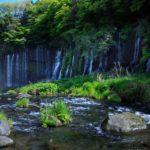 静岡県の景色