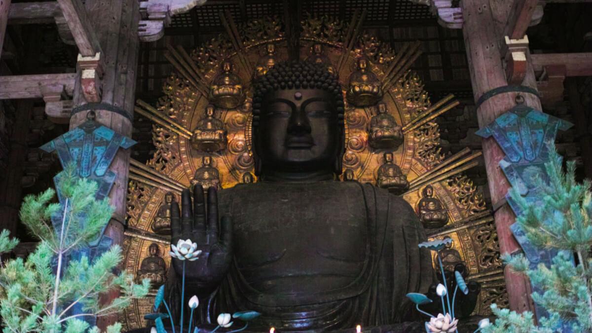 奈良県の景色