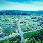岡山県の景色