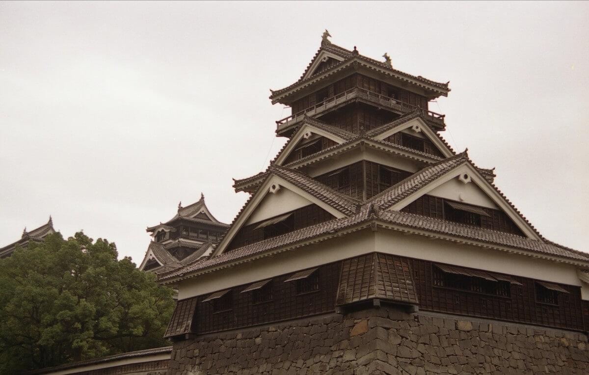 熊本県の景色