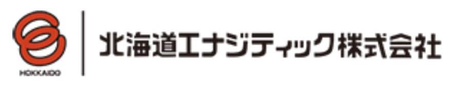 北海道エナジティックの公式サイト画像2