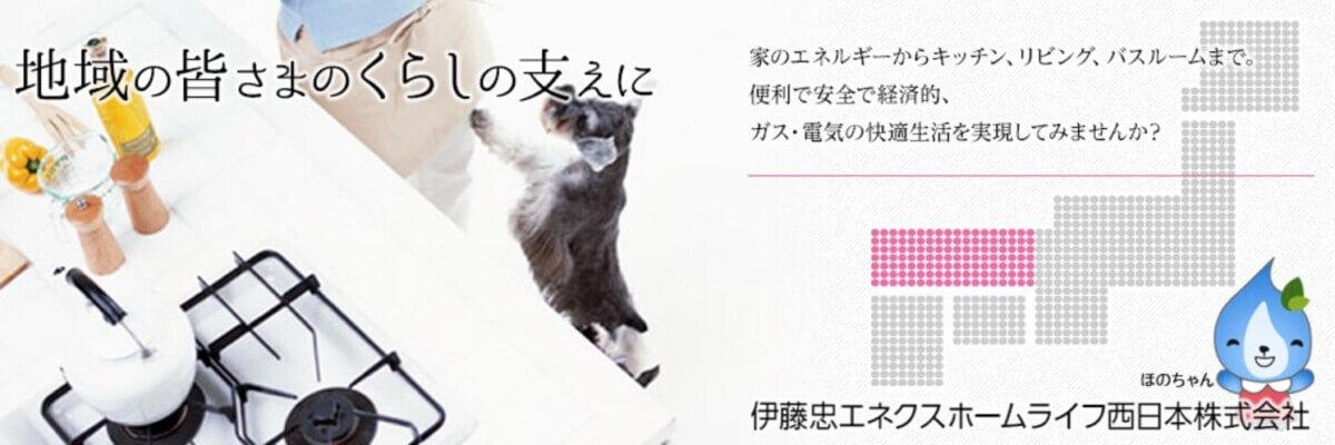 伊藤忠エネクスホームライフ西日本の公式サイト画像2