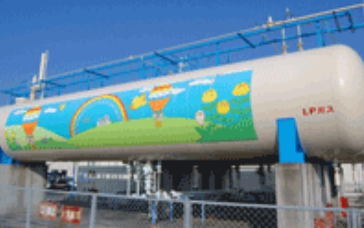 山代ガスの公式サイト画像2